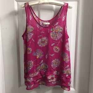 Old Navy sheer tank top